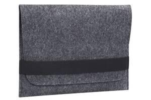 Чехол для ноутбука Gmakin для MacBook Pro 13'' Back (GM14-13New)