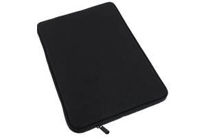 Чехол для ноутбука Traum 13 дюймов Black