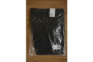 Чёрные, классические брюки H&M