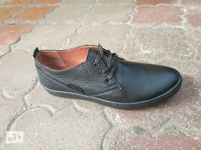бу Чоловіче шкіряне взуття Safari. в Коломиї