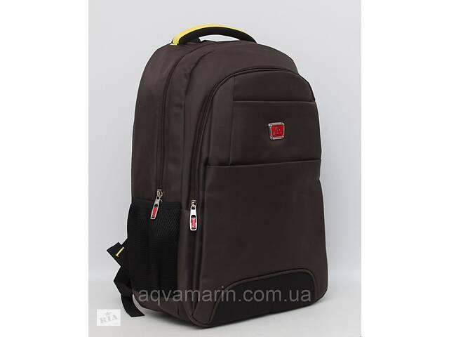 купить бу Чоловічий повсякденний рюкзак з відділом для ноутбука Чоловічий Мужской повседневный городской рюкзак в Львове