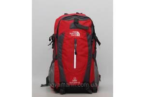 Чоловічий рюкзак The North Face з металеви каркасом + дощовик - чехол / Мужской рюкзак с металлическ