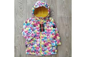 Демисезонная куртка шарики