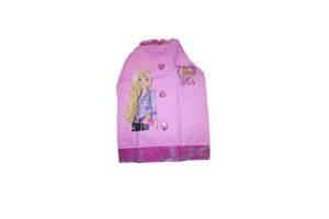 Дождевик с капюшоном Kronos Toys 808A 122 - 128 см Барби (tsi_36748)