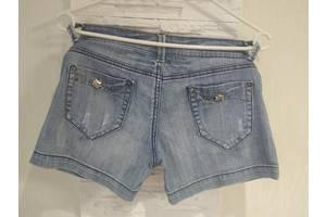 Джинсові шорти, 25 розмір (ХS) на бедра 88-90 см