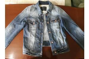 Джинсовый пиджак Zara