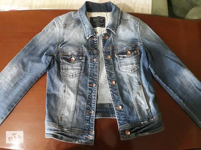 продам Джинсовый пиджак Zara бу в Мелитополе