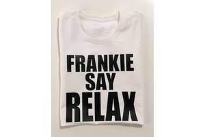 Футболка «Frankie say relax»