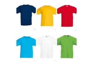 Футболки хлопок, однотонные футболки.