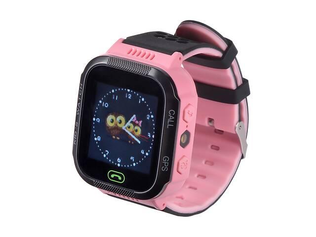 купить бу GoGPSme телефон-часы с GPS трекером К12%5b%5d GGPSmK12PK в Киеве