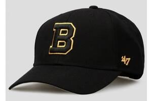 Кепка 47 Brand Boston (HVIN-MVP01WBV-BK33)
