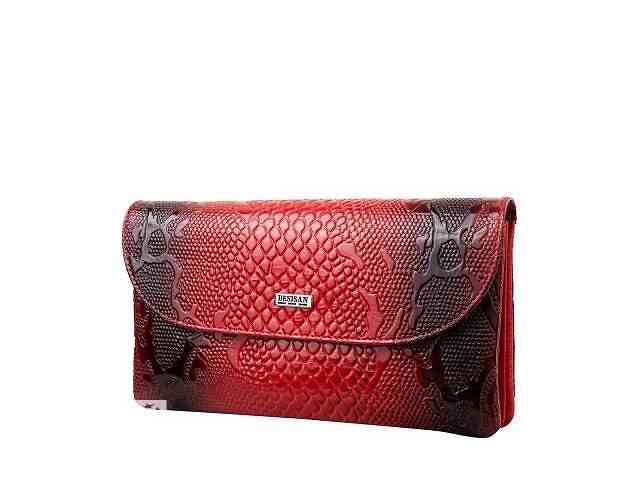купить бу Клатч-кошелек Desisan Кошелек женский кожаный DESISAN SHI752-500 в Одессе