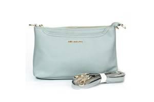 Клатч повсякденний Amelie Galanti Жіноча сумка-клатч зі шкірозамінника AMELIE GALANTI A991457-Lblue