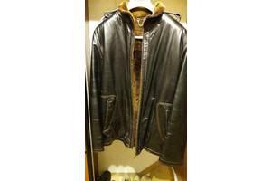 Кожаная мужская куртка Новая  размер ХL