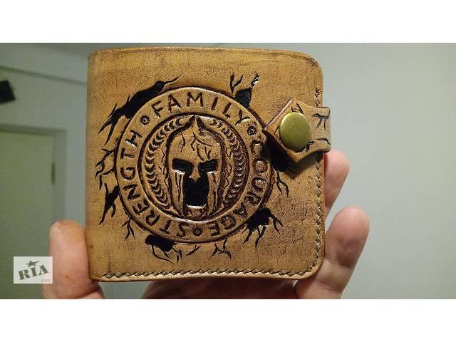 Шкіряні портмоне- объявление о продаже  в Запоріжжі