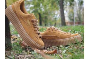 Кроссовки Puma Creeper by Rihanna Brown