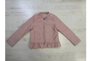 Куртка кожзам. на девочку оптом, Glo-story,