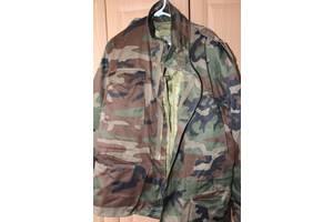 Куртка м65 mil-tec цвет woodland