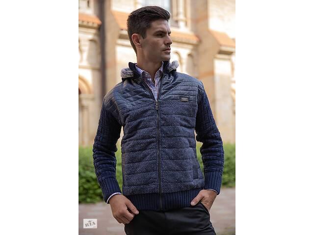 продам Куртка мужская 123R12785 цвет Синий бу в Одессе