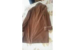 Куртка женская б/у в хорошем состоянии шоколадно-коричневая