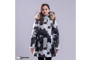 Куртка жіноча Peak AA54019F-GRA S