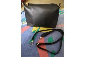Маленькая сумочка или большой клатч черная сумка