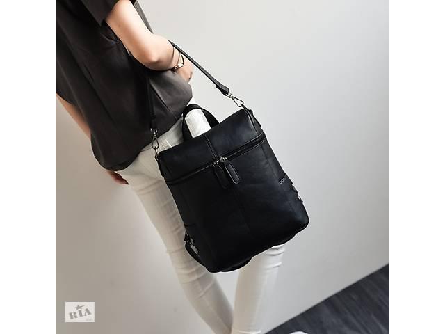 бу Модная женская сумка рюкзак трансформер в Днепре (Днепропетровск)