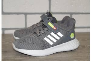 Модные серые кроссовки, размеры: 32-37