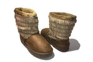 Модные теплые зимние Угги 36-41р