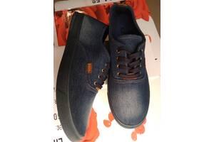 МокаМокасины, слипоны мужские джинсовые cotton на шнуркахсины, слипоны мужские джинсовые cotton на шнурках
