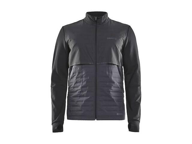 бу Мужская зимняя куртка для бега Craft Lumen Subzero Jacket Man (1907706-999000) XXL в Полтаве