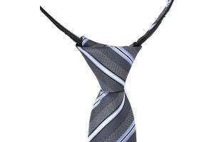 Чоловічу краватку регат Traum сірий