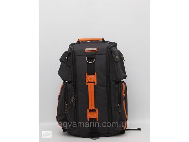 бу Мужской повседневный городской рюкзак Lead Fas / LeadFas с отделом под ноутбук и USB в Дубні