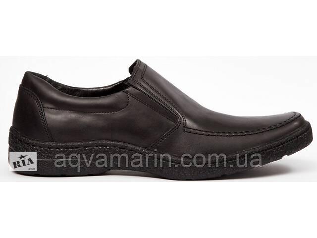 продам Мужские кожаные туфли комфорт Konors Сlasic Leather бу в Львове
