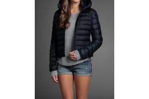 Невероятно стильная женская куртка на осень/весну abercrombie& amp; fitch (разные цвета)