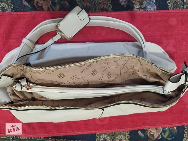 продам Новая кожаная сумка бу в Киеве