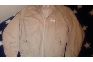 Новые куртки ветровки mercury дешево хлопок бежевая голубая