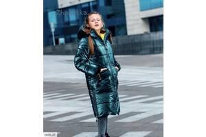 Новиночки Детская куртка- зима, размеры 140- 152
