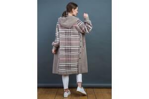 Новиночки!!! Классное пальто деми ботал, размеры 44-50