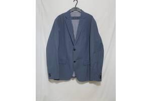 Новый пиджак темно-голубой хлопок Marc O Polo 54-56р