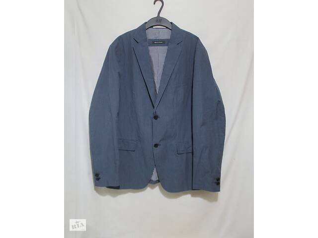 продам Новый пиджак темно-голубой хлопок Marc O Polo 54-56р бу в Павлограде