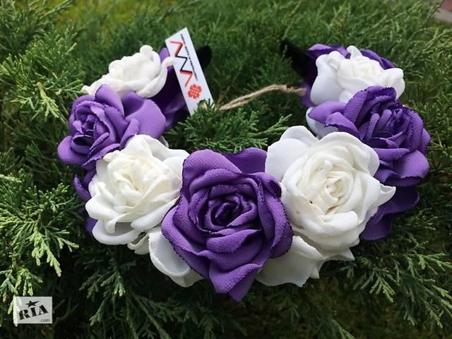 Ободок Троянди- объявление о продаже  в Чернигове