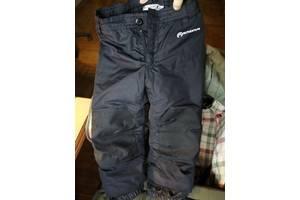 OUTVENTURE Унисекс непромокаемые демисезонные штаны рост 110 см