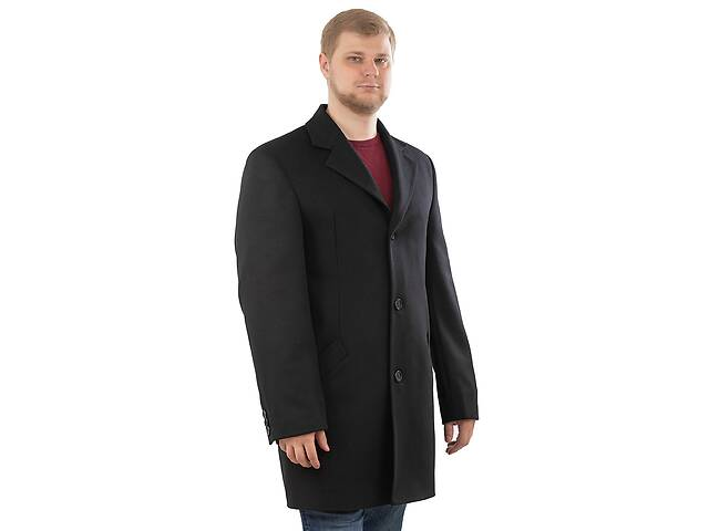 продам Пальто ETERNO Пальто чоловіче ETERNO LA800-black бу в Одесі