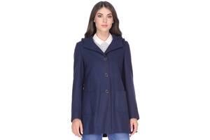 Пальто Geox W7415A DARK NAVY 44 Темно-синий (W7415ADKNV)