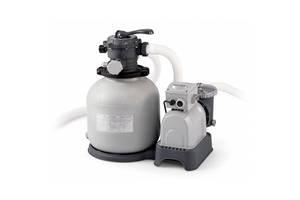Песочный фильтр насос Intex 26648 8000 л/ч