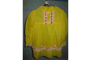 Платье девочке 1,5-2 года