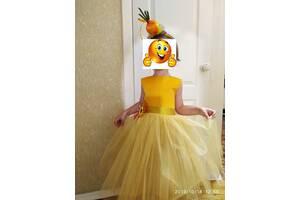 Платье нарядное для девочки 4-6 лет, рост 110-116