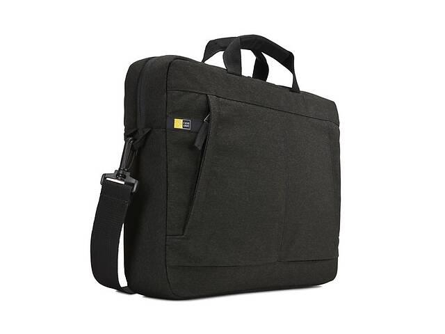 купить бу Портфель для ноутбука Case Logic Huxton 15.6 Laptop Attache HUXA-115 (Black) в Харькове