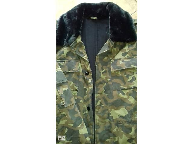 Продам недорого відмінний зимовий армійський бушлат.- объявление о продаже  в Борисполі